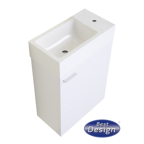 'Zip' Lavratory cabinet and sink