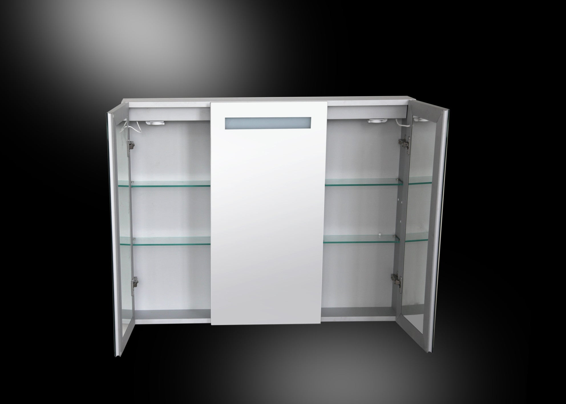 39 aluma 39 led mirror cabinet 120 x 80 cm for Mirror 120 x 80