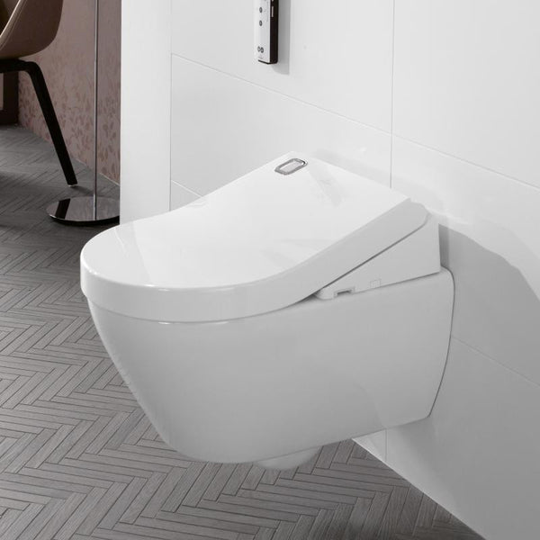 Villeroy Amp Boch Subway 2 0 Toilet Bowl Viclean U Shower