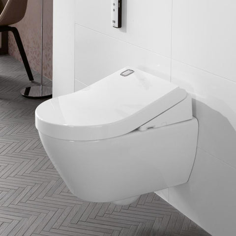 Villeroy & Bosch Subway 2.0 Watercloset + ViClean-U Douche-wc