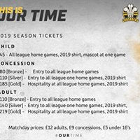 2019 Membership Package A - Gold