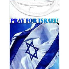 Pray For Israel T-Shirt