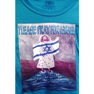 Please Pray For Israel T-Shirt