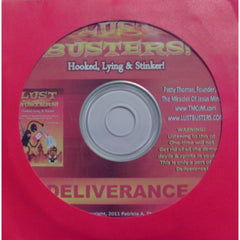 Lust Busters!  Deliverance CD