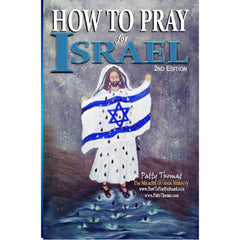 "Israel Needs Your Prayers!  ""How To Pray For Israel"""