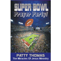Super Bowl Prayer Party Prayer Guide - Paperback Book