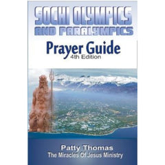 Sochi Olympics & Paralympics Prayer Guide