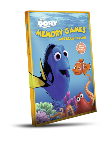 Finding Dory Memory Games: Over 20 Fun Games