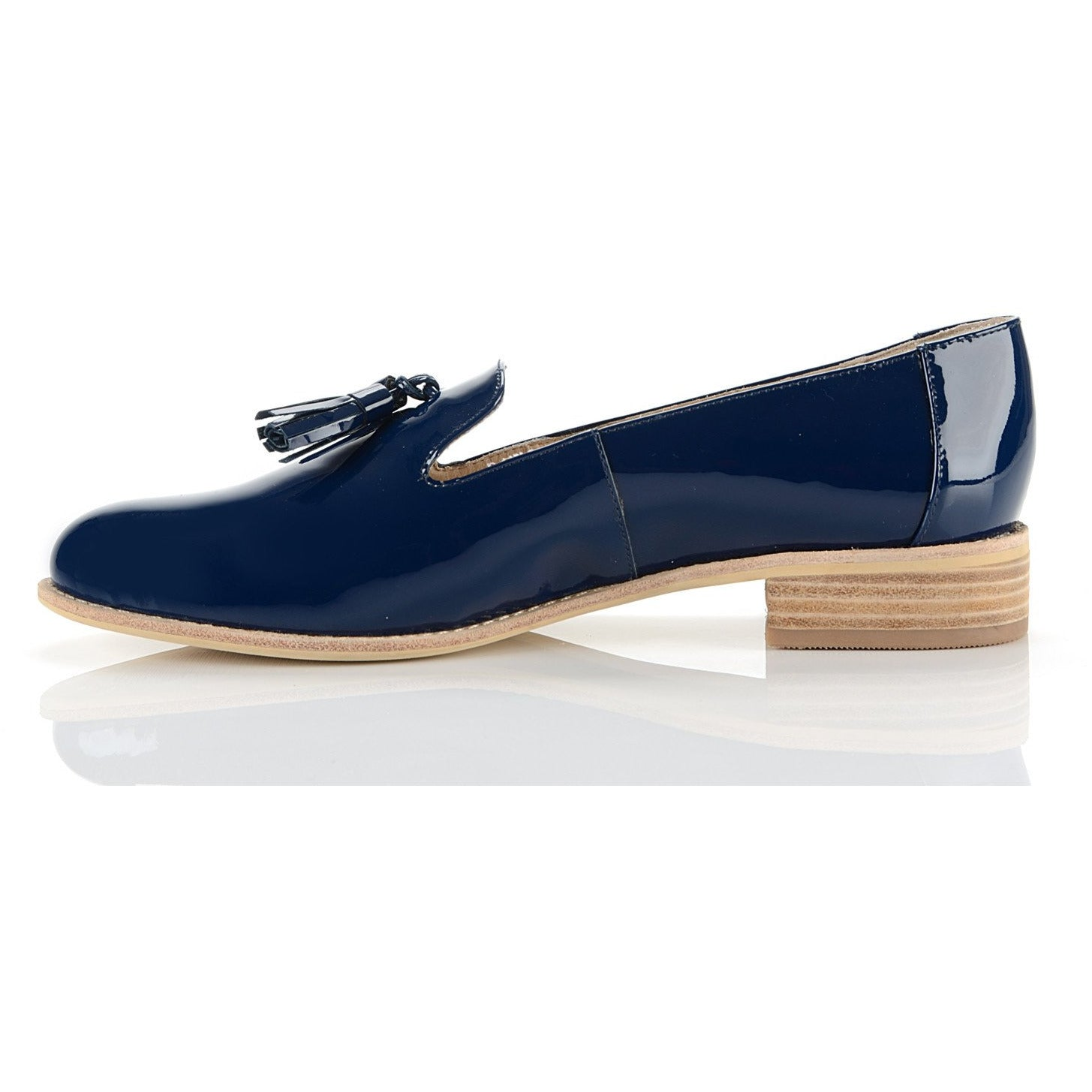 Navy - Slip On