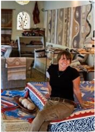 Kirstie SELFE, JOINT OWNER AND MANAGING DIRECTOR at Tribal Textiles