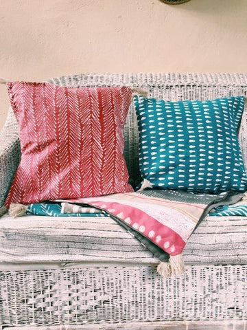 Tribal Textiles Cushion Covers