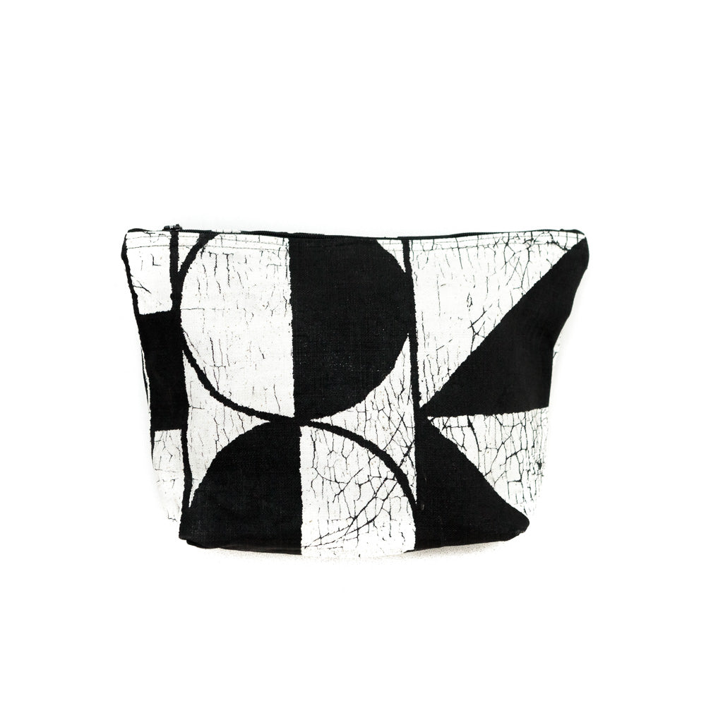 Wash Bag with Patternity Design