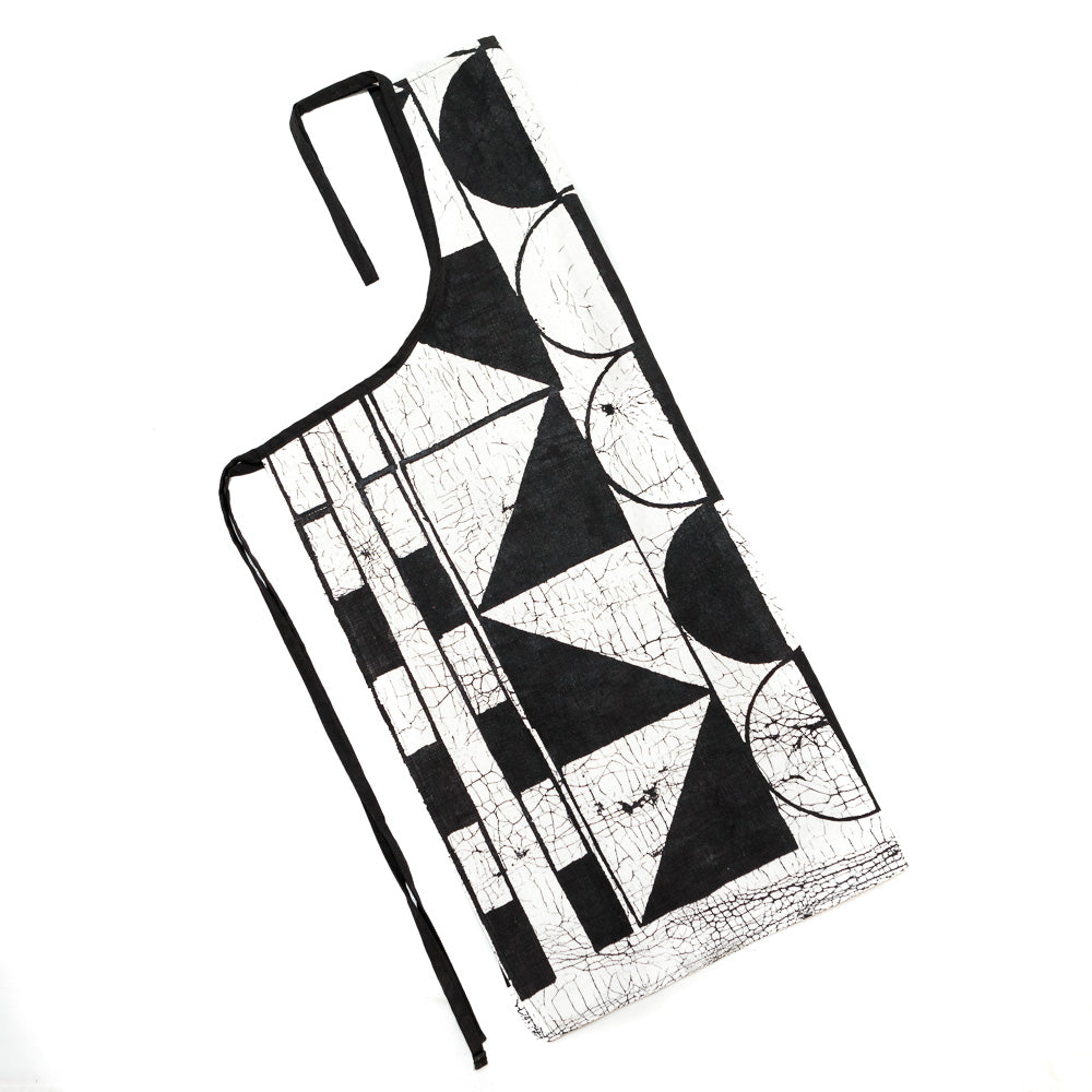 Apron With Patternity Design