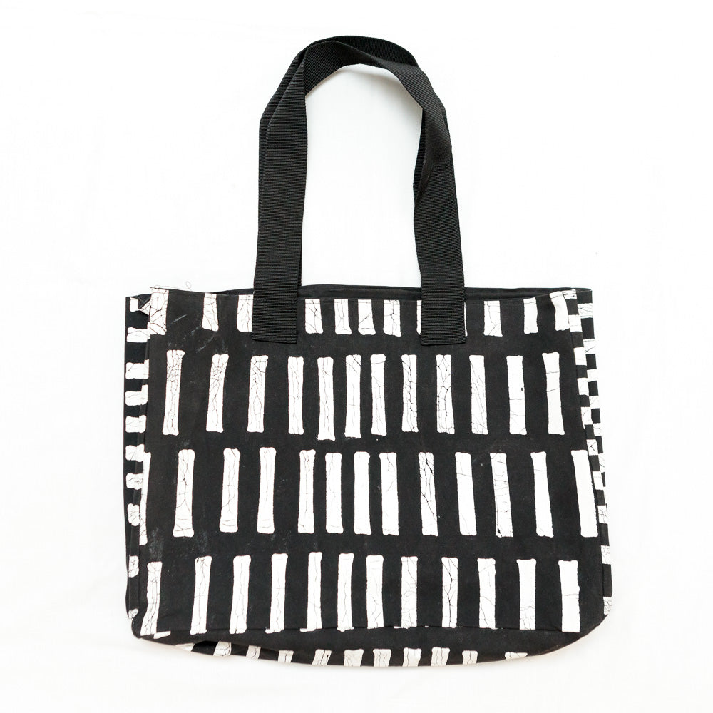 Tote Bag With Patternity Design