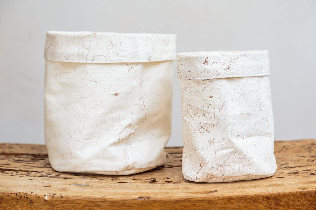 Storage Pots - Crackles