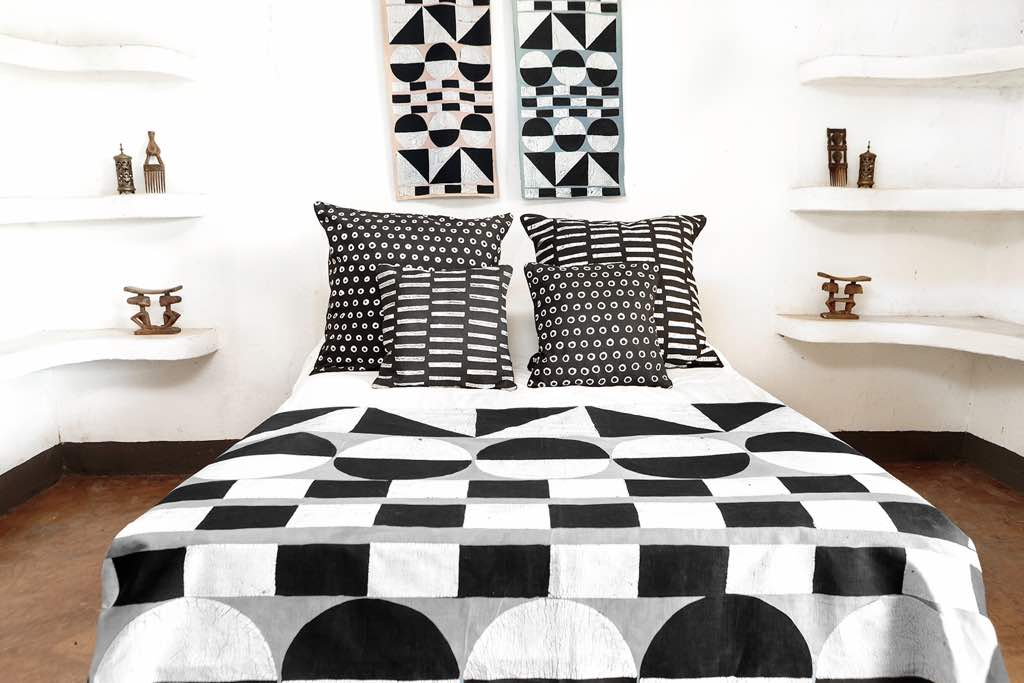 Bed Throws - Patternity x Tribal Textiles