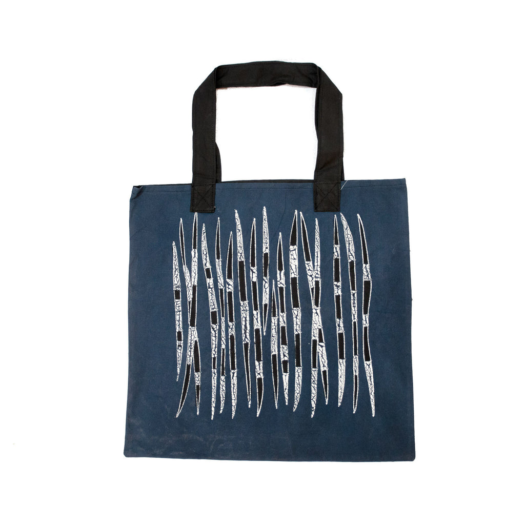Hand-made Bag with african porcupine quills