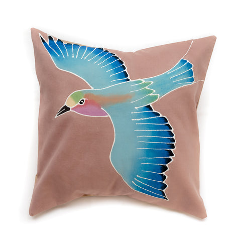 Cushion Covers ~ Birds ~ Lilac Breasted Rollers