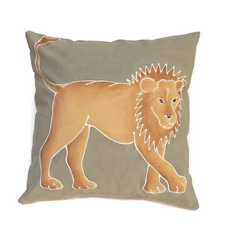 Cushion Covers ~ Carnivores ~ Lion