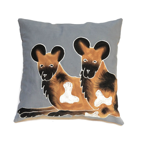Cushion Covers ~ Carnivores ~ Wild Dogs