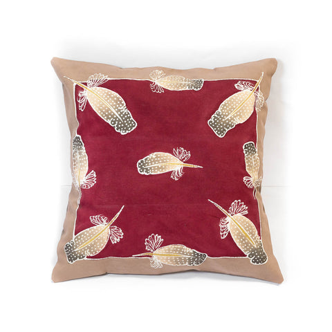 Cushion Covers ~ Feather