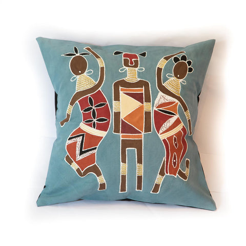 Cushion Covers ~ Ladies and Warriors