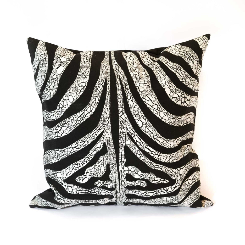 Hand-painted, fair-trade Cushion Covers ~ Rawhide Tribal Textiles, rural Zambia.