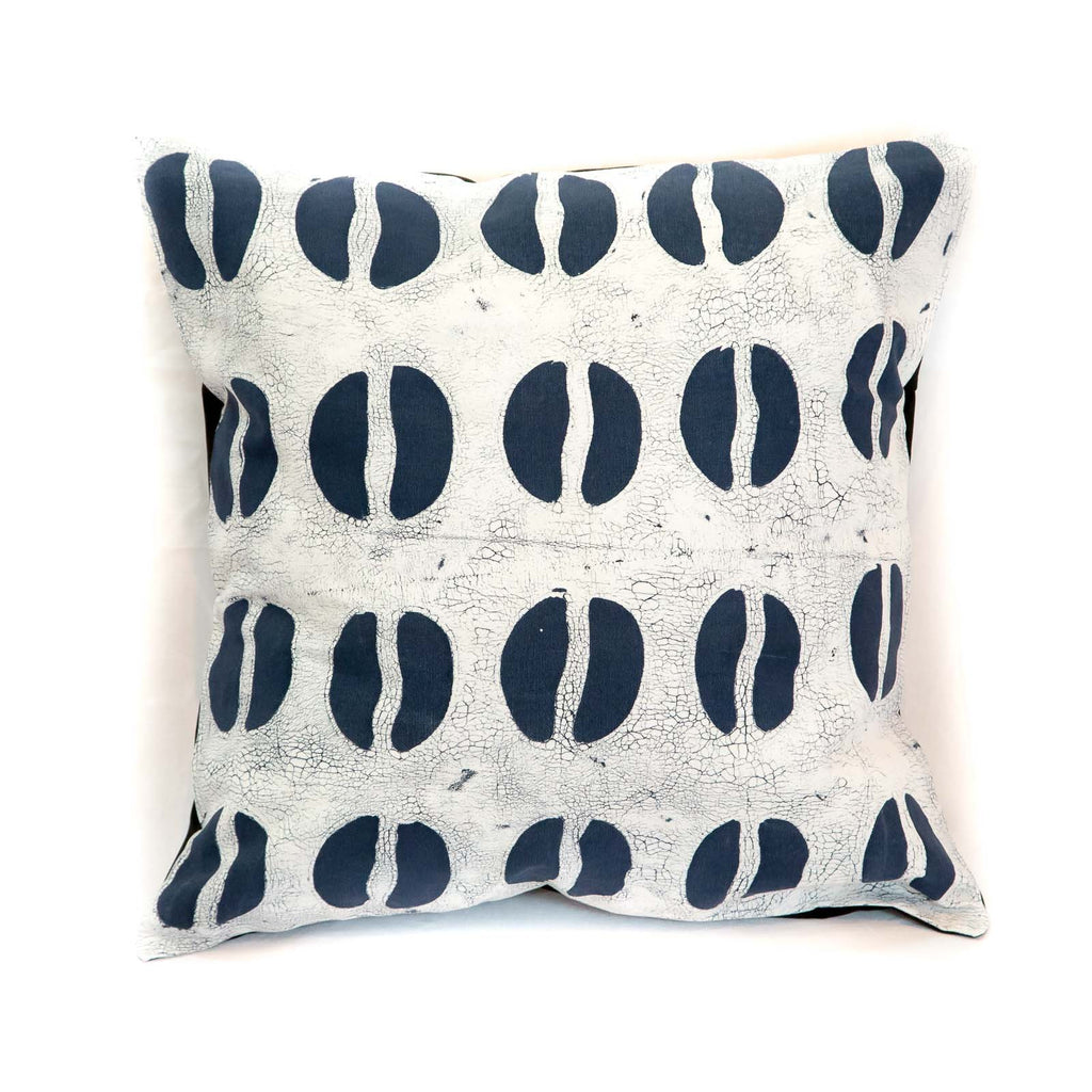 Hand-made indigo Cushion Covers