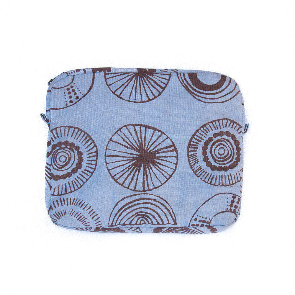 Screen-printed African Ipad case