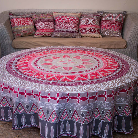 Round Tablecloths ~ Artisans' Gallery
