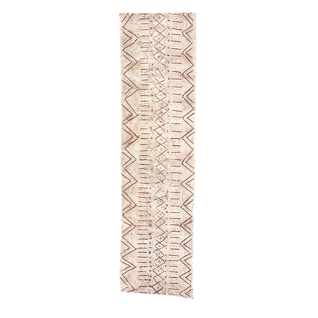 Table Runners - Matika - Linen Rust