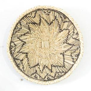 Handwoven Tonga Basket made of local grass