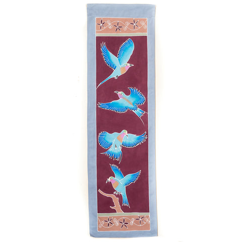 Wall Hangings ~ Birds Range ~ Lilac Breasted Rollers