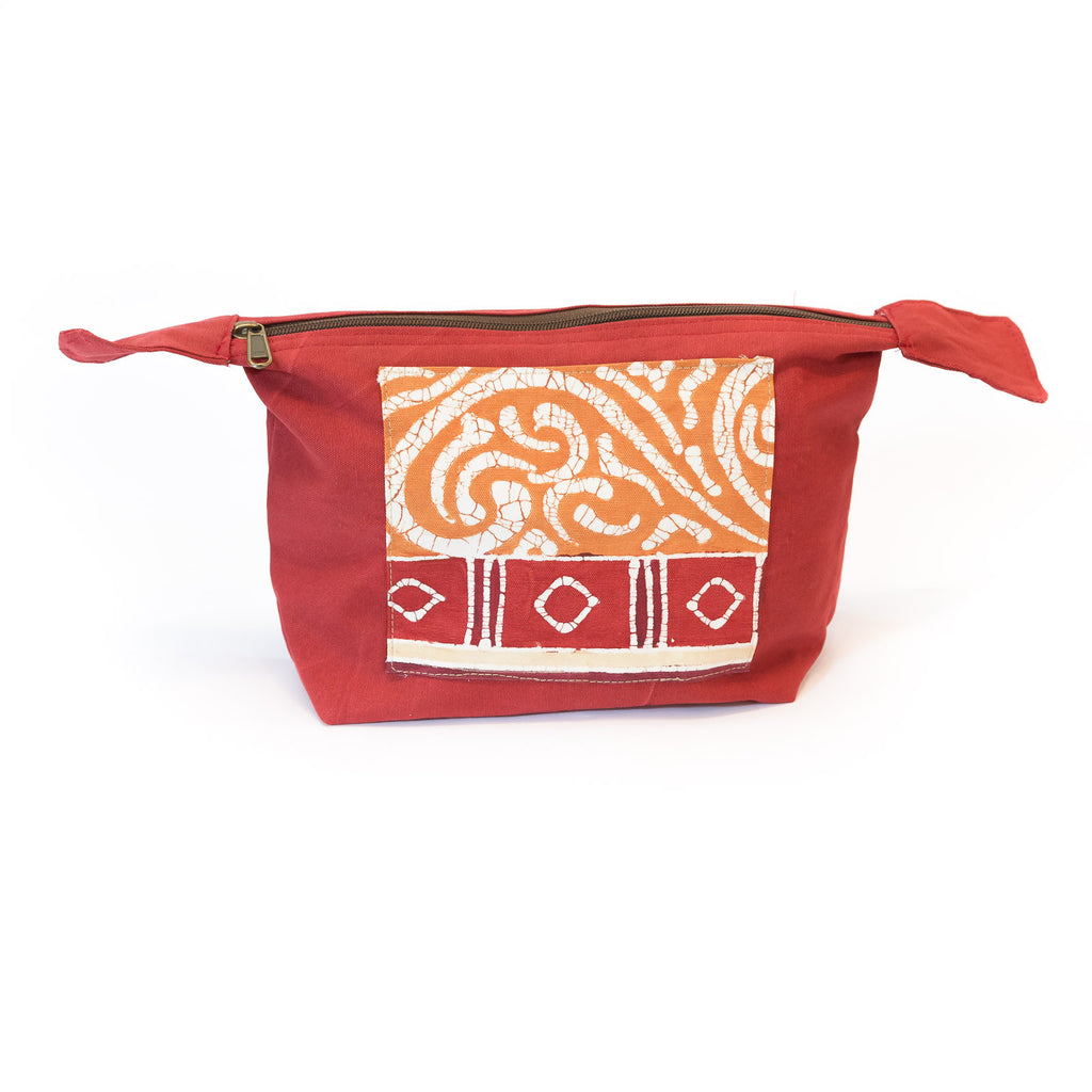 Fair-trade Safari Wash Bags