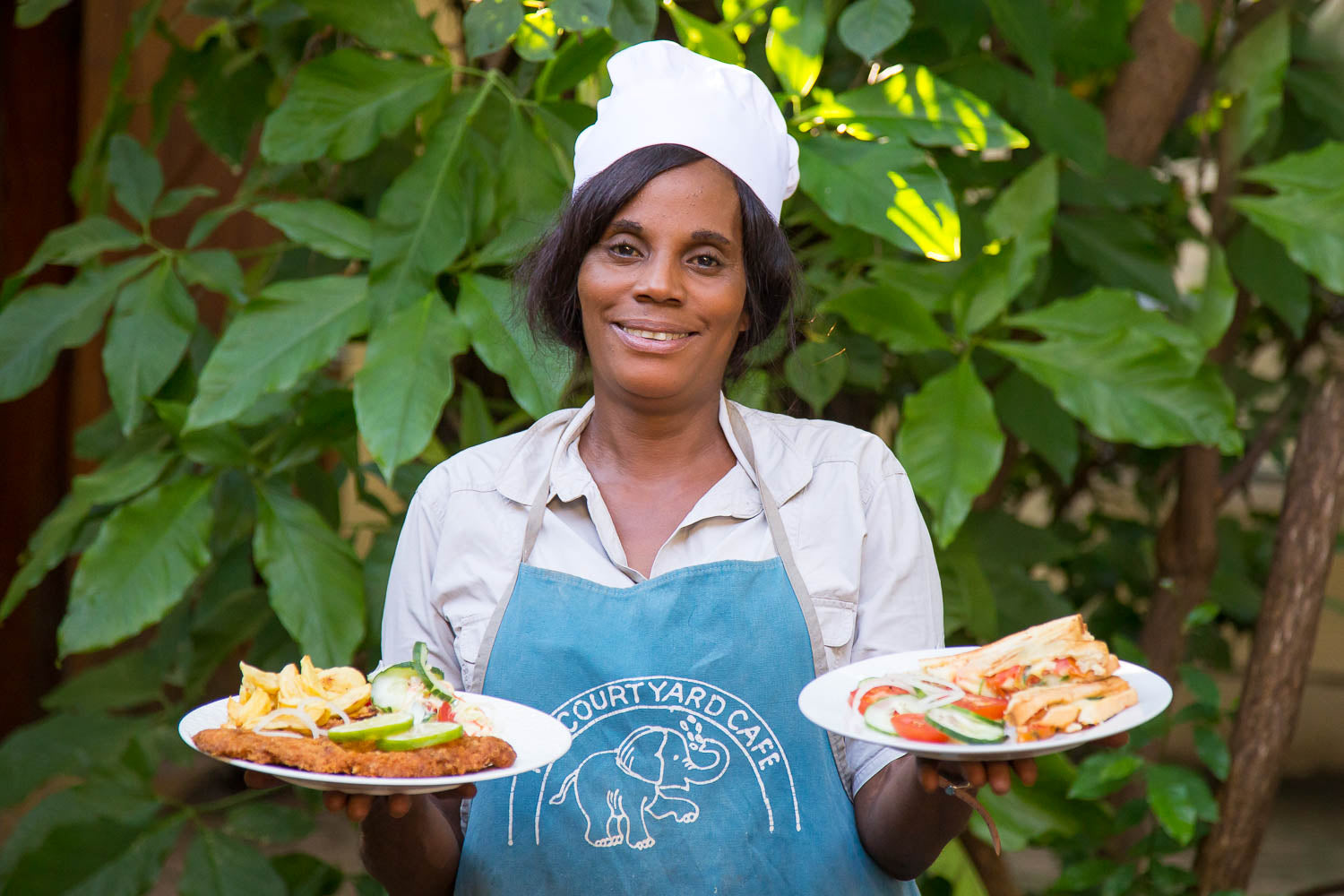 Dorica the Chef and Owner