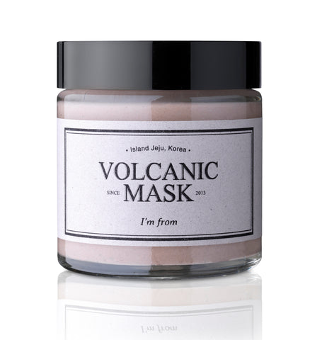 [I'm From] Premium Volcanic Mask