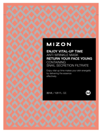 [Mizon] Enjoy Vital UP Time - Anti-wrinkle