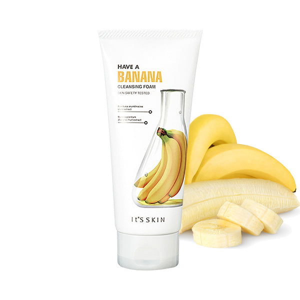 [It's Skin] Have a Banana Foam Cleanser