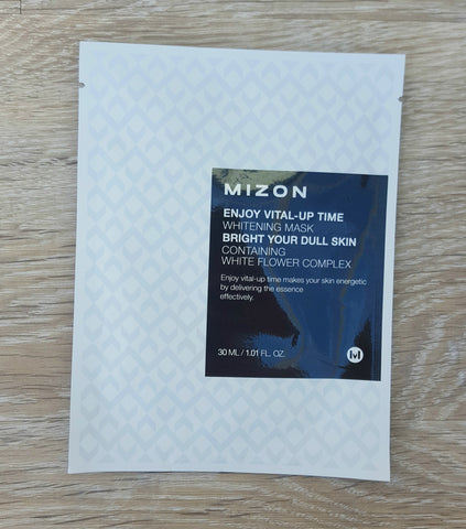 [Mizon] Enjoy Vital UP Time - Whitening