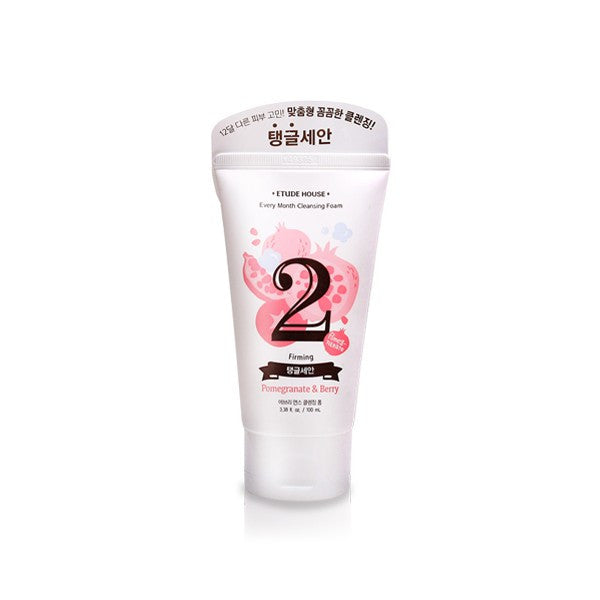 [Etude House] Every Month Cleansing Foam