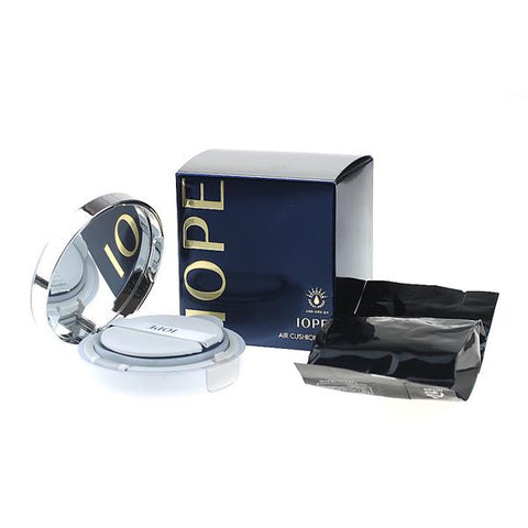 IOPE Air Cushion Compact No.21 Cover (SPF50+ PA+++) with FREE Re-fill!