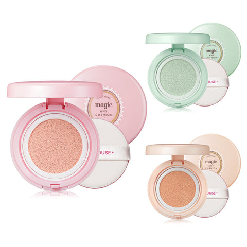 Precious Mineral Magic Foundation Cushion 6 in 1