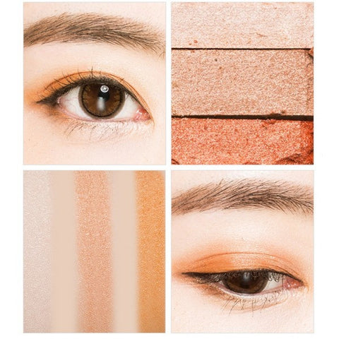 [Missha] Honey Orange Triple Shadow