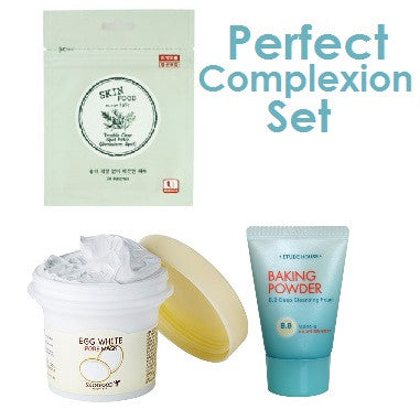 [K-CO] Perfect Complexion Set
