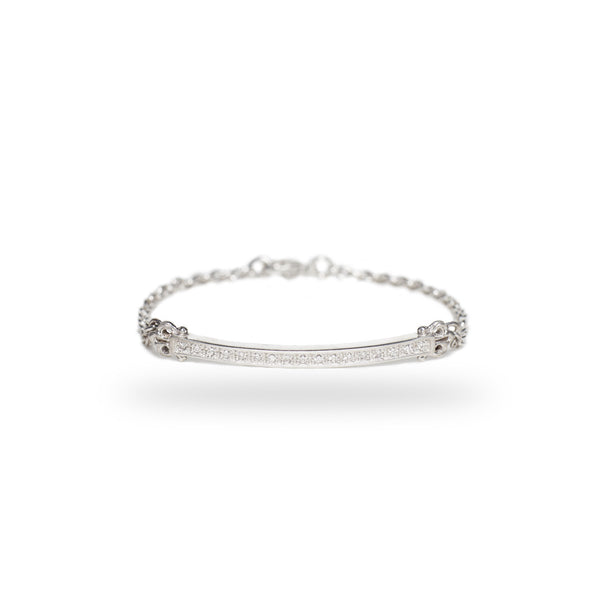 Bianca Bracelet / WhiteDiamonds