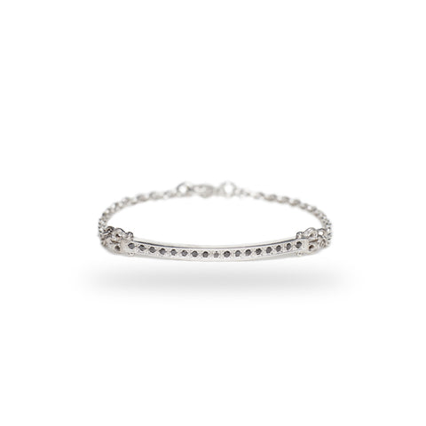 Bianca Bracelet / Black Diamonds