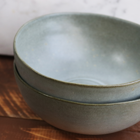 Breakfast Bowl in Grey