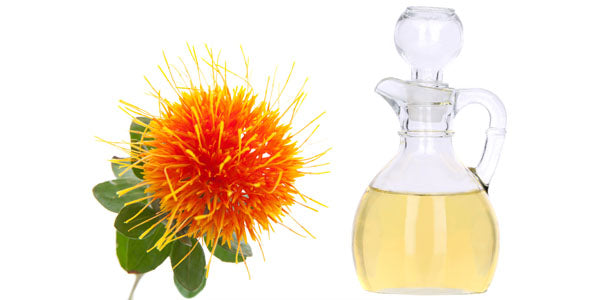 organic Safflower Oil