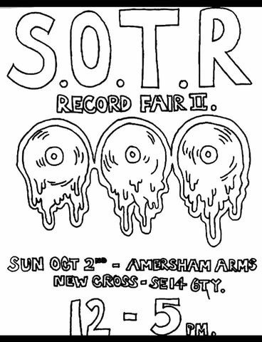 South of the River Record Fair II