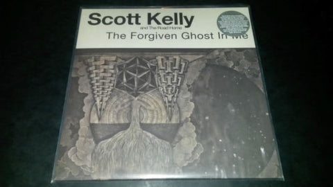Scott Kelly and The Road Home The Forgiven Ghost In Me LP on Red vinyl